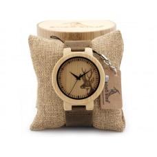 Bobo Bird fából készült vadász óra, akár ajándékként is nem csak vadászoknak