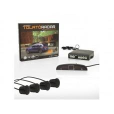 Golden Eye 2616 LED tolatóradar, tolató radar, PDC, tolatást segítő, parkolósegéd (4 db fekete színű szenzorral)