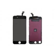 Komplett iPhone 6 LCD kijelző (érintőpanellel egyben) fekete színben