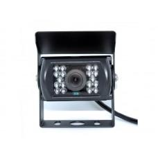 HD CCD IR vízálló és éjjellátó tolatókamera - 12 MÉTER TÁPKÁBELLEL