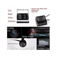 18 IR LED Vezeték nélküli (!!) Vízálló és Éjjellátó tolatókamera
