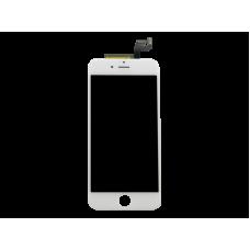 iPhone 6S LCD kijelző fehér színben