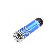 Autós oxigén, ozone generátor, légtisztító, levegőtisztító berendezés kék színben