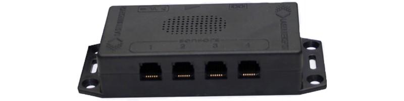 MLS Laser Interceptor interface, központi egység