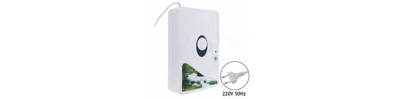 Brunsso Hordozható, aktív ózongenerátor, sterilizáló, ionizáló, légtisztító készülék