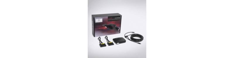 TMG Alpha15-2: Aktív lézeres traffipaxvédelmi termék 2db szenzorral akár távolságtartós autók első védelmére