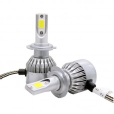 H1 LED izzó – Xenon szett  - Trafó nélkül működő, 6000K, 36W LED-Xenon hybrid