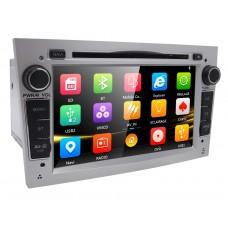 "2 dines autós multimédia GPS - 7"" - Magyar nyelvvel! (Bluetooth, Opel/Vauxhall Astra H, G, Vectra, Antara, Vivaro, Meriva, Zafira, Corsa autókba)"