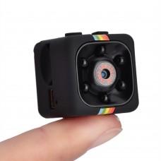 2018 Mini TRB11 HD 1080P kamera, videókamera, akciókamera éjjellátó funkcióval fekete színben