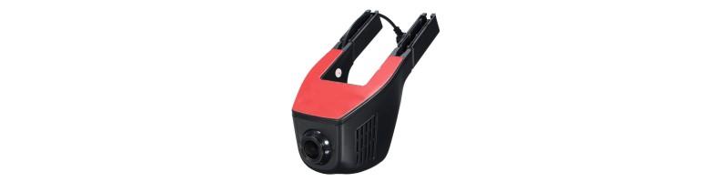 Full HD 1080P Wifi-s, éjjellátó DVR kamera, eseményrögzítő kamera, menetrögzítő kamera 170°-os látószöggel