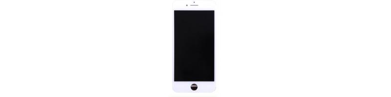 iPhone 7 LCD kijelző fehér színben