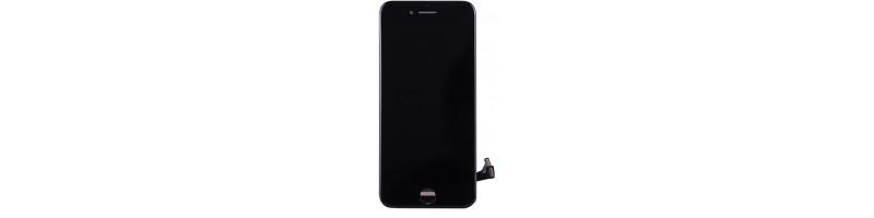 iPhone 7 LCD kijelző fekete színben