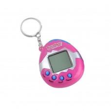 Tamagotchi, Tamagocsi, nosztalgkius virtuális kisállat szimulátor pink színben
