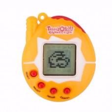 Tamagotchi, Tamagocsi, nosztalgkius virtuális kisállat szimulátor sárga színben