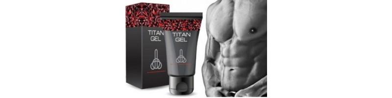Titán Gél, Titan Gel, pénisznagyobbító zselé, pénisznövelő krém, csodaszérum, csodaszer