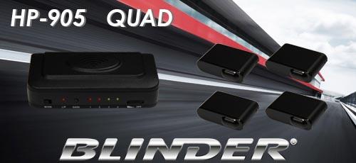 BLINDER M47 X-TREME Wireless